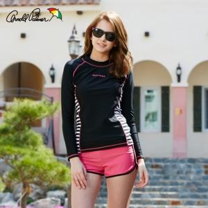 [ARNOLD PALMER] 래쉬가드 4P SET(비키니+래쉬가드) 여성수영복(APL-O206K) 비치웨어/비치수영복/래쉬가드